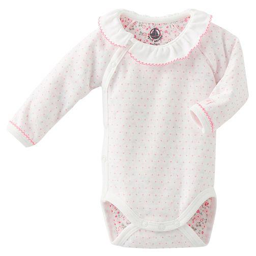 Petit Bateau - Body en jersey de coton - 143414