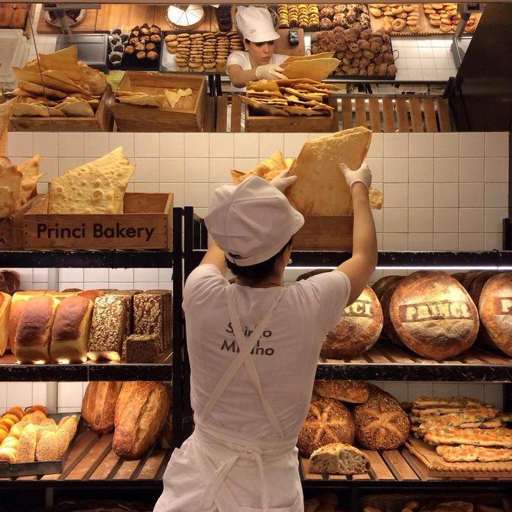 Princi Bakery, Milano