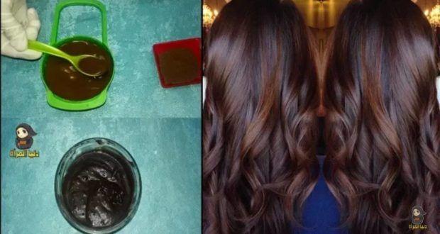 صبغة القهوة الرائعة لعاشقات اللون البني لون الشوكولا بدون حناء نتيجة مبهرة من اول تطبيق Hair Styles Hair Remedies Long Hair Styles