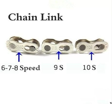 Bike chains link mountain road bike bicycle chain Connector for 6/7/8/9/10 Speed KMC master quick link ciclismo bike parts