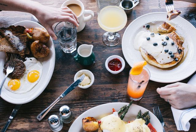 Capital Hill's best brunch.