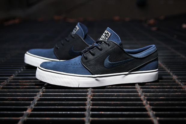 "Extrêmement Nike SB Janoski Low ""Two Tone"" 