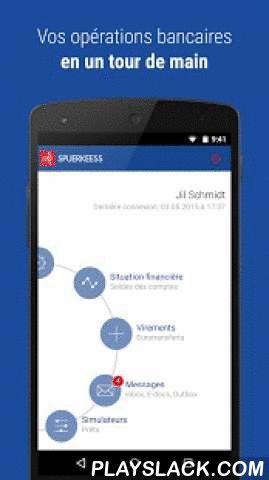 S-net Mobile  Android App - playslack.com ,  S-net Mobile, l'application bancaire gratuite de la Banque et Caisse d'Epargne de l'Etat, Luxembourg (BCEE) vous permet :• de consulter les transactions sur vos comptes et cartes de crédit ;• d'exécuter des virements (Eurotransferts) ;• d'envoyer des messages encryptés à la BCEE et de consulter vos messages et documents reçus ;• de rechercher une agence ou un guichet automatique S-BANK ;• de simuler votre prêt personnel ou prêt au logement.De…