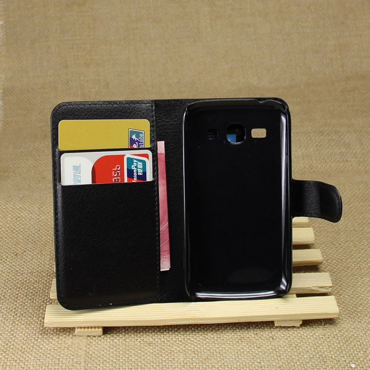 PU Leather Pink Case For Samsung Galaxy ACE3 ACE 3 S7270 S7272 S7275 S7278 Flip Stand Cover Wallet with Magnetic Closure Body