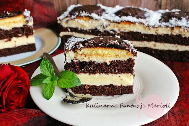 Sernik Czekoladowy Izaura Filmik Kulinarne Fantazje Marioli Desserts Cheesecake Food