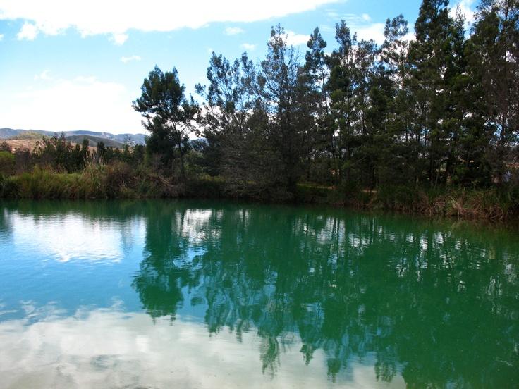 Pozos Azules, Villa de Leyva.