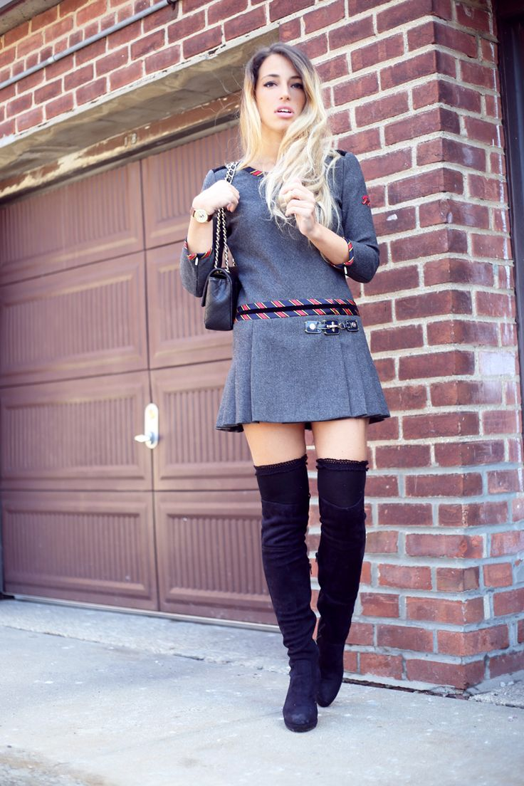 Glamgerous | A College Look With Fay