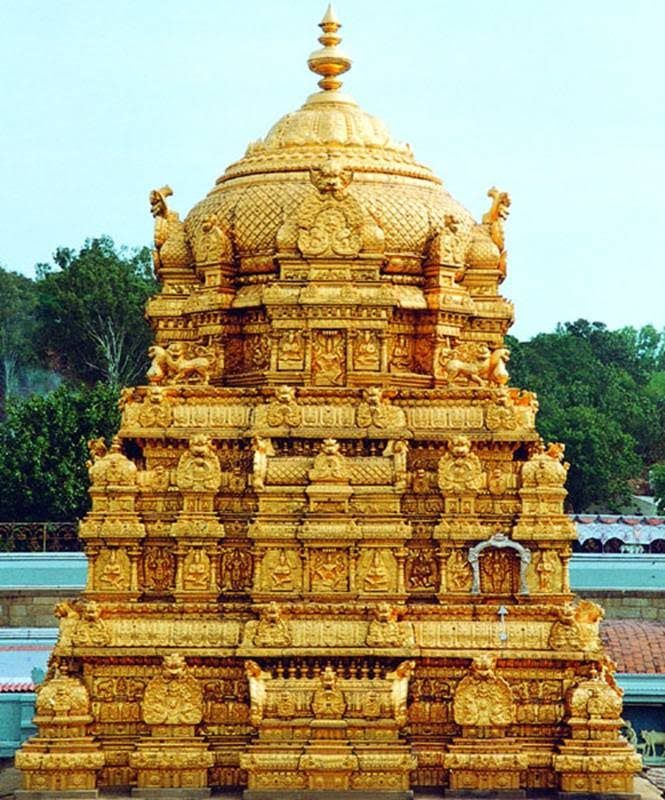 Tirupati Temple