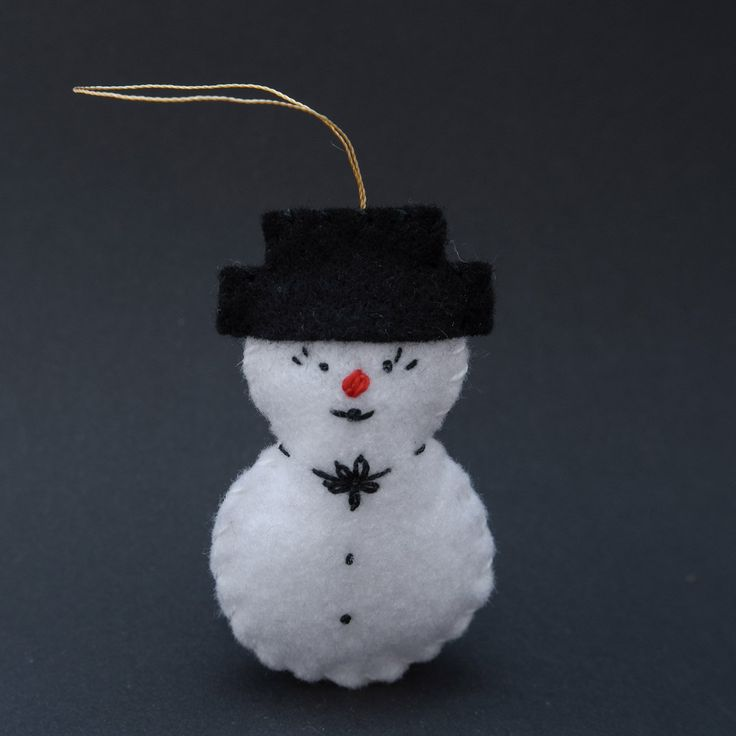 Ms. snowman - snowmen decoration, snowman ornament, snowman decorations, winter decors, winter snow, xmas - by HalloweenOrChristmas on Etsy