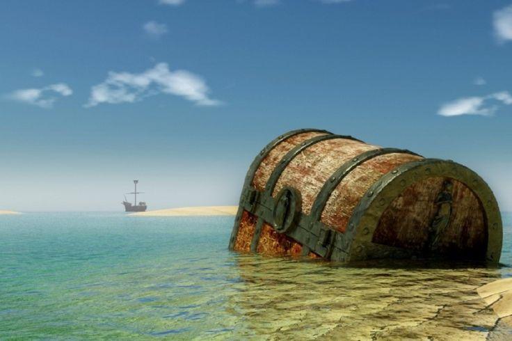 Картинки по запросу пиратский клад