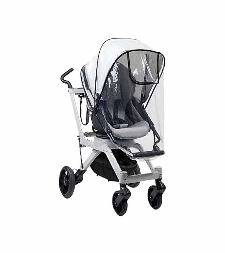 Orbit Baby G3 Stroller or Car Seat - Weather Pack (Rain Shield + Mosquito Net)