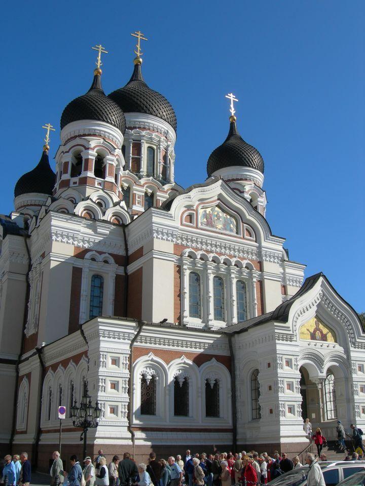 Sobór św. Aleksandra Newskiego #Tallinn #Estonia #Eesti Angelica Maj pracownik Call Center
