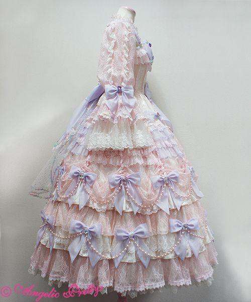 【受注商品】Prism Princess Dress Set