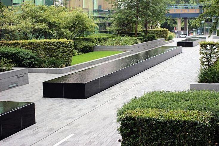 Crossharbour residential scheme #landscape #landscapearchitecture #publicspace #…