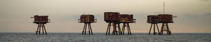 Maunsell Sea Forts | The Thames Estuary Army Forts