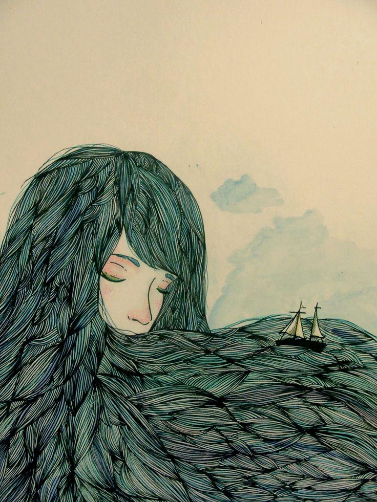 Valentina Contreras // #Illustration #Design #Art