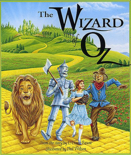 A plot review of the film the wizard of oz