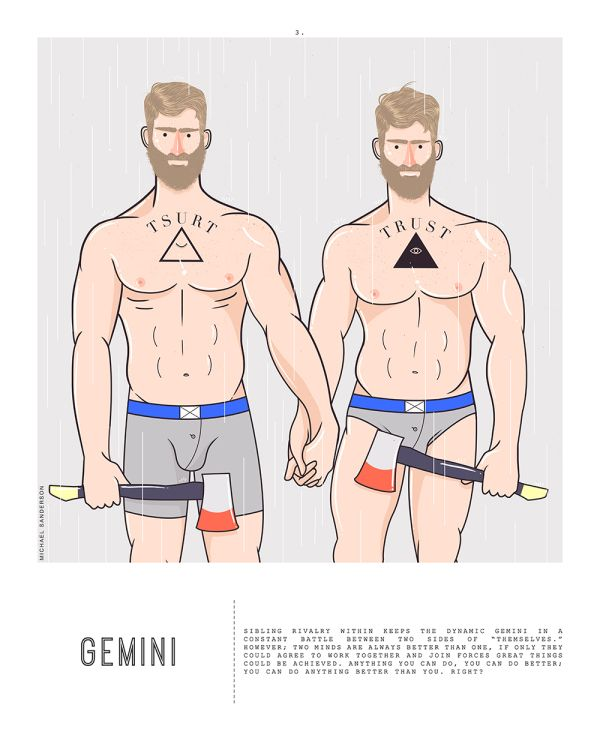 Gay scorpio man