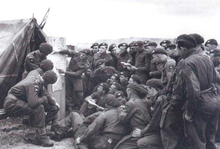 canadian airborne d-day