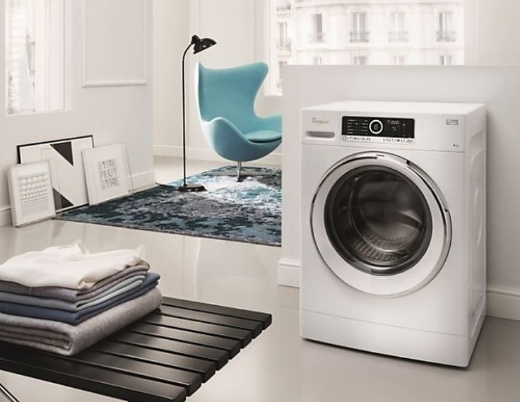 Whirlpool FSCR90420, Free-Standing Washing Machine is great value for money with Zen Technology, providing the quietest wash cycle on the market. This washing machine even has a quick 15 minute function for up to 3kg. The speed on this machine goes up to 1400RPM , has an energy rating of A+++, and has a larger than average capacity of 9kg. 6th Sense Technology uses Intelligent sensors to adapt to the size and type of the load, which saves on energy, water and time.