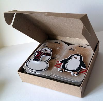 The Stamping Shed: Box of Christmas tags.....                                                                                                                                                                                 More