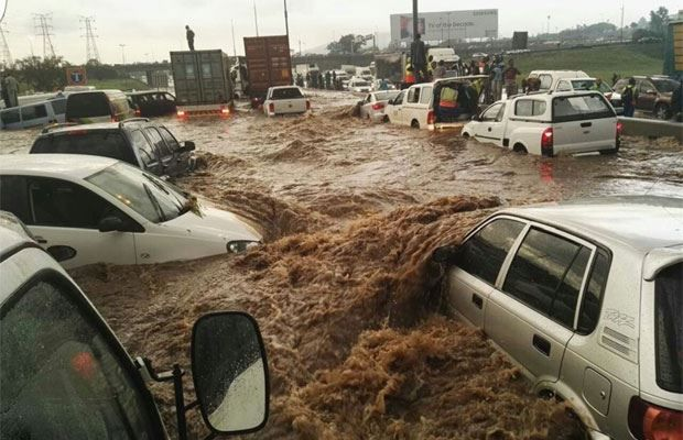 GALLERY: Chaos as flash floods hit Joburg | News24