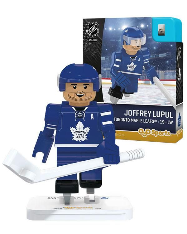 Toronto Maple Leafs JOFFREY LUPUL Home Uniform Limited Edition OYO Minifigure