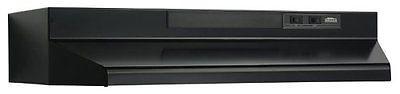 Range Hoods 71253: 36 In. Two-Speed 4-Way Convertible Under Cabinet Range Hood - Black F403623 New -> BUY IT NOW ONLY: $63.21 on eBay!