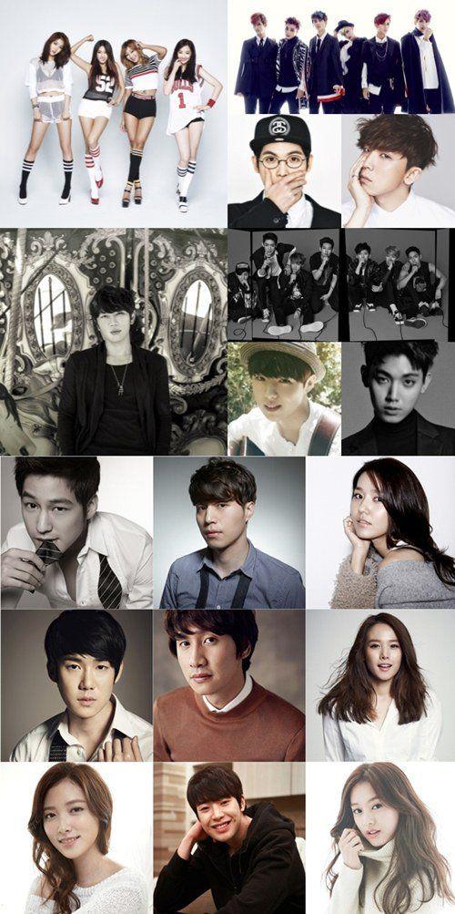 SISTAR's Starship Entertainment Takes Over King Kong Entertainment, Housing Lee Kwang Soo and More