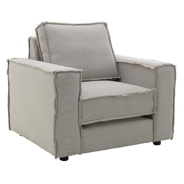 Fabric Armchair - Armchairs - FURNITURE - inart