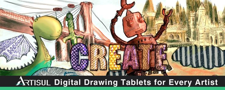 Artisul Digital Drawing Tablets for Every Artist