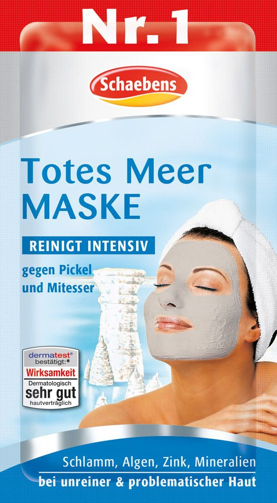 Schaebens Totes Meer Maske » Jetzt online kaufen ✔ versandkostenfrei ab 19€ ✔ Große Auswahl an Schaebens Masken ✔ Schnelle Lieferung (1-2 Tage) ✔