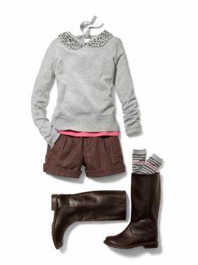 Kids Clothing: Girls Clothing: We ♥ Outfits   Gap