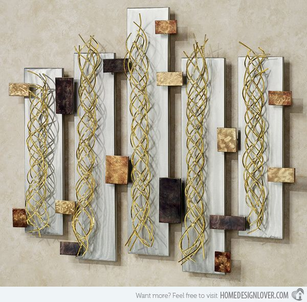 Best 25+ Abstract Metal Wall Art Ideas On Pinterest | Metal Wall Sculpture,  Wall Sculptures And Contemporary Metal Wall Art Part 48