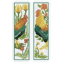 Roosters Bookmarks