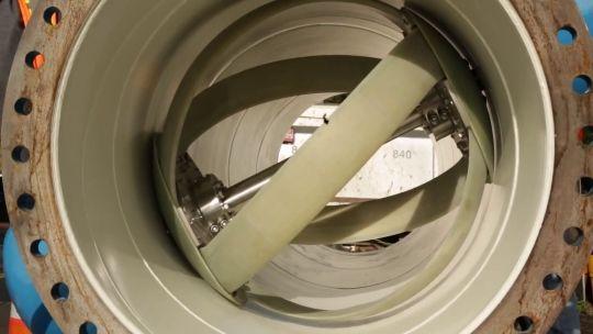 EUA Utilizam Energia dos Escoamentos em Tubagens de Redes de Abastecimento de Água Para Gerar Eletricidade.