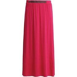 Esprit Długa spódnica fuchsia