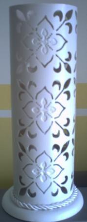 patty bell luminárias em pvc
