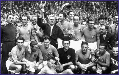 Italia Campeon Mundial 1938