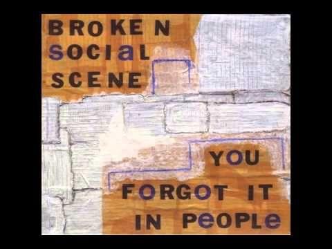 Broken Social Scene - Pitter Patter Goes My Heart - YouTube