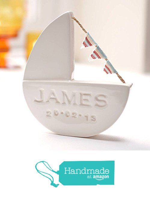 66 best baby images on pinterest child room babies rooms and girl personalised baby boat from kate charlton ceramics httpsamazon negle Images