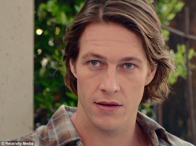 Luke bracey, there's just something about that stare. So hot!
