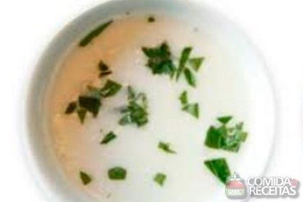 Receita de Molho gorgonzola especial em receitas de molhos e cremes, veja essa e outras receitas aqui!