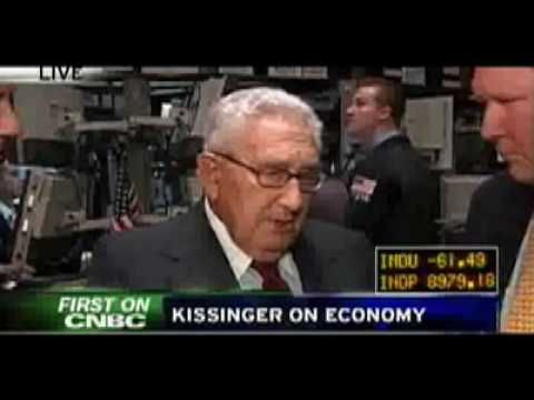❥ Kissinger: Obama Will Create A New World Order~ if people will just WAKE UP and LISTEN, they are TELLING US everywhere we turn there is a NEW WORLD ORDER COMING...