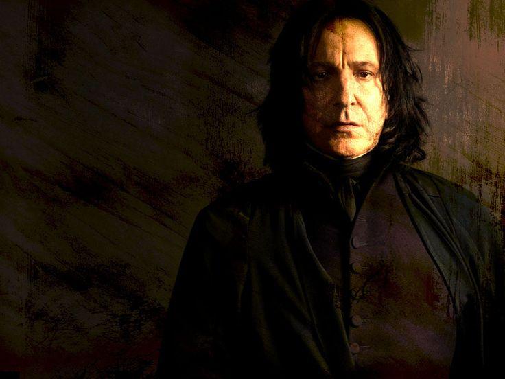 Severus Snape Best Antihero Ever Severus Snape Wallpaper Severus Snape Snape Wallpaper