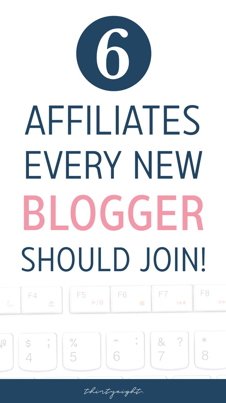 6 Easy Affiliates For Beginners  – ThirtyEight Investing | Personal Finance Tips for Modern Women