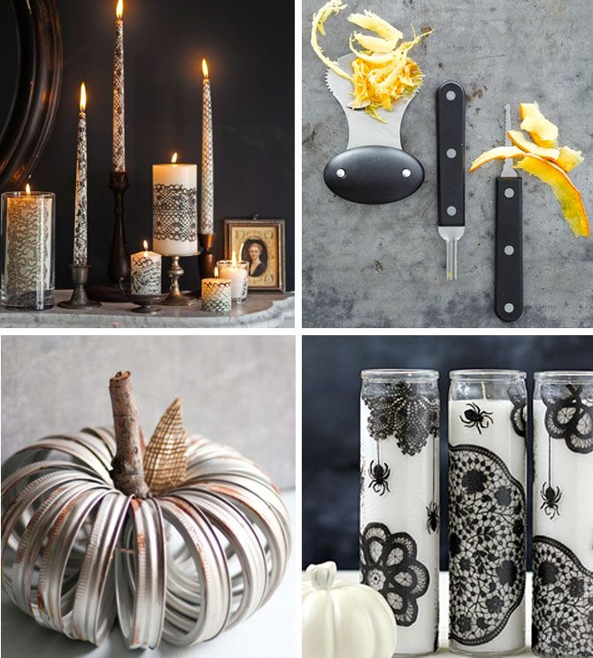 Pumpkin cutting tools and easy Halloween Ideas