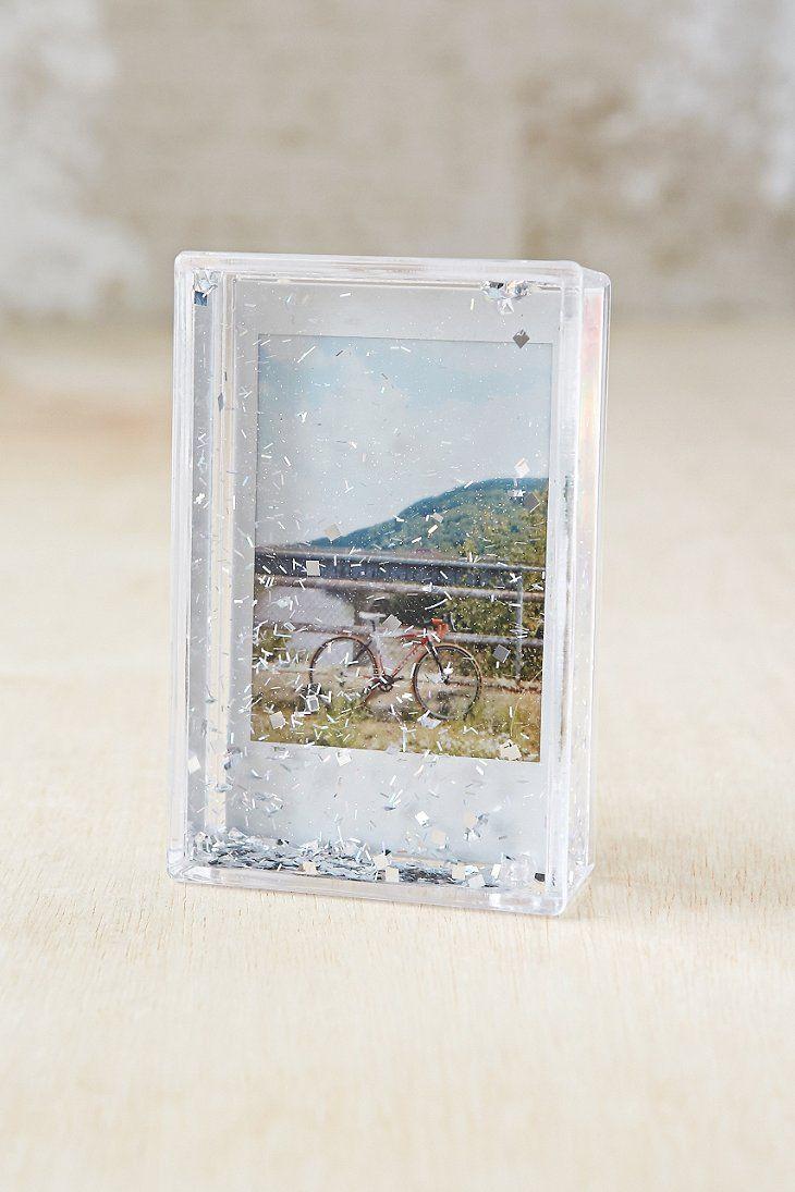 Mini Instax Glitter Picture Frame