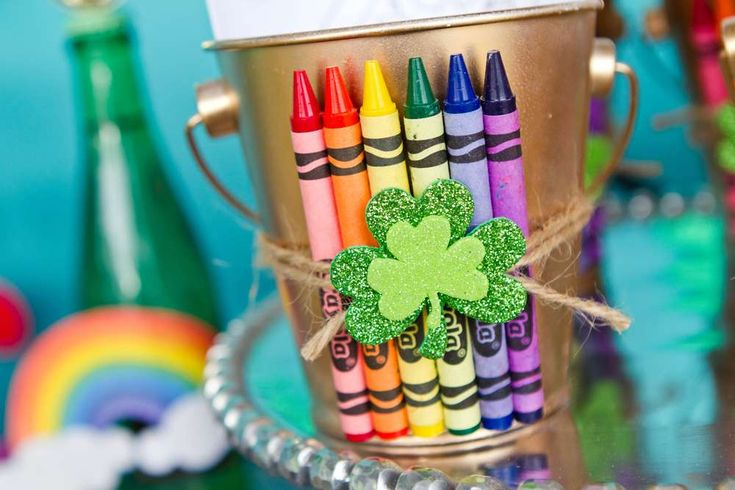 St. Patrick's Day St. Patrick's Day Party Ideas | Photo 7 of 53 | Catch My Party