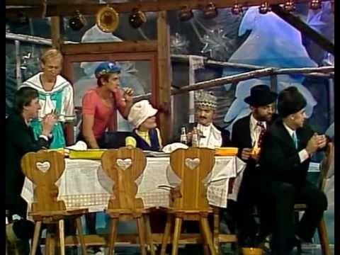 Silvester 1979: Hrajeme si jako děti 2/2 - YouTube